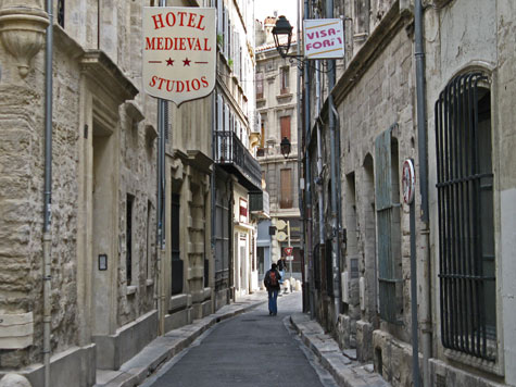 Hotels in and around Avignon France