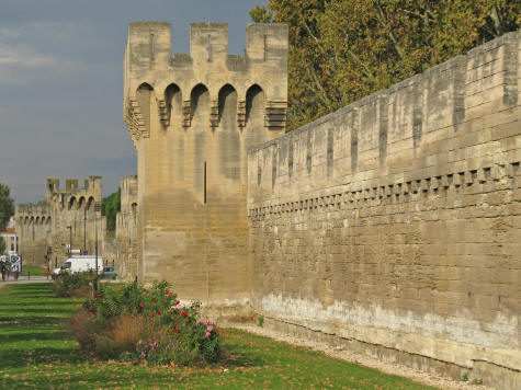 Remparts of Avignon - Avignon City Walls