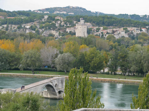 Philippe le Bel Tower, Avignon France