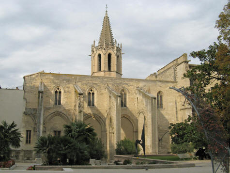 St. Didier Church, Avignon France